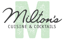 Miltons Cuisine Logo