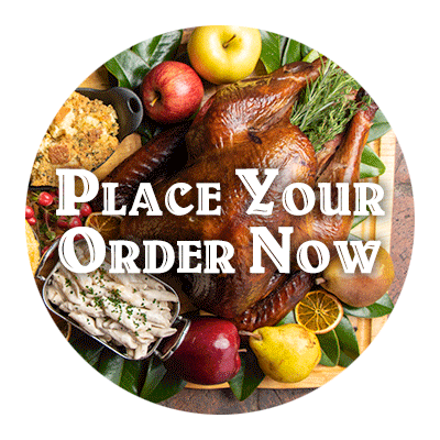 Link for purchasing turkey from Miltons Cuisine